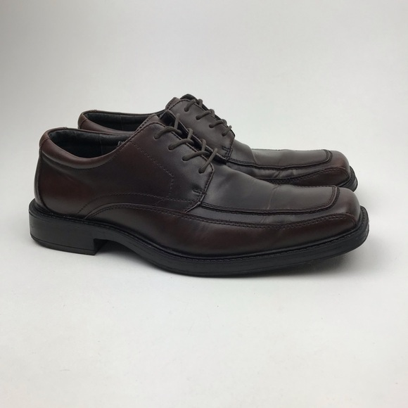 Bass Other - GH BASS & CO CHETBRN LEATHER LACE UP DRESS OXFORDS